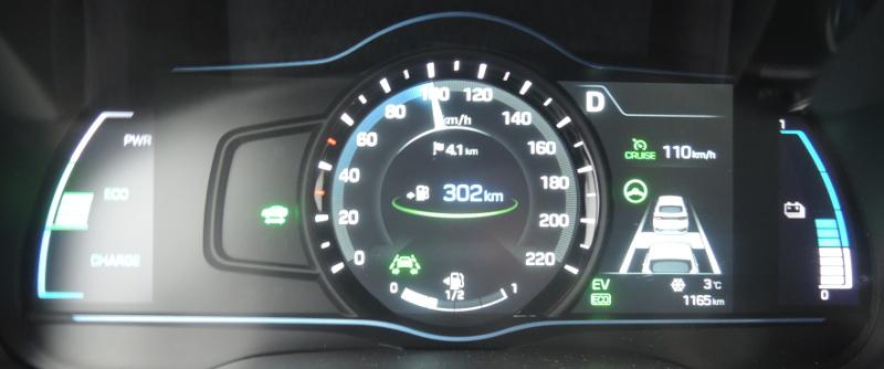 Régulateur Hyundai Ionic