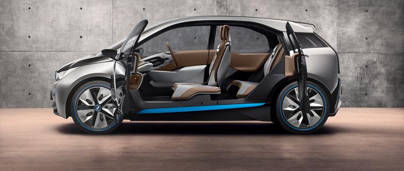 BMW i3 portes ouvertes