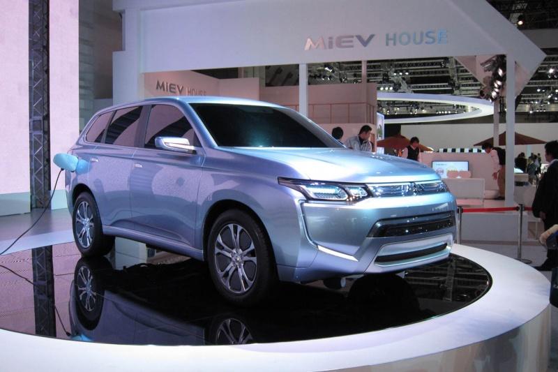 Mitsubishi PX-MiEV II