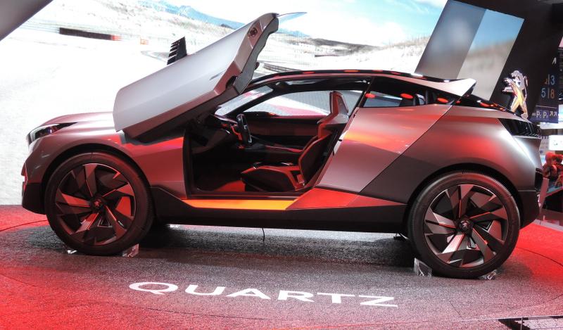 mondial de l 39 automobile 2014 les hybrides rechargeables. Black Bedroom Furniture Sets. Home Design Ideas