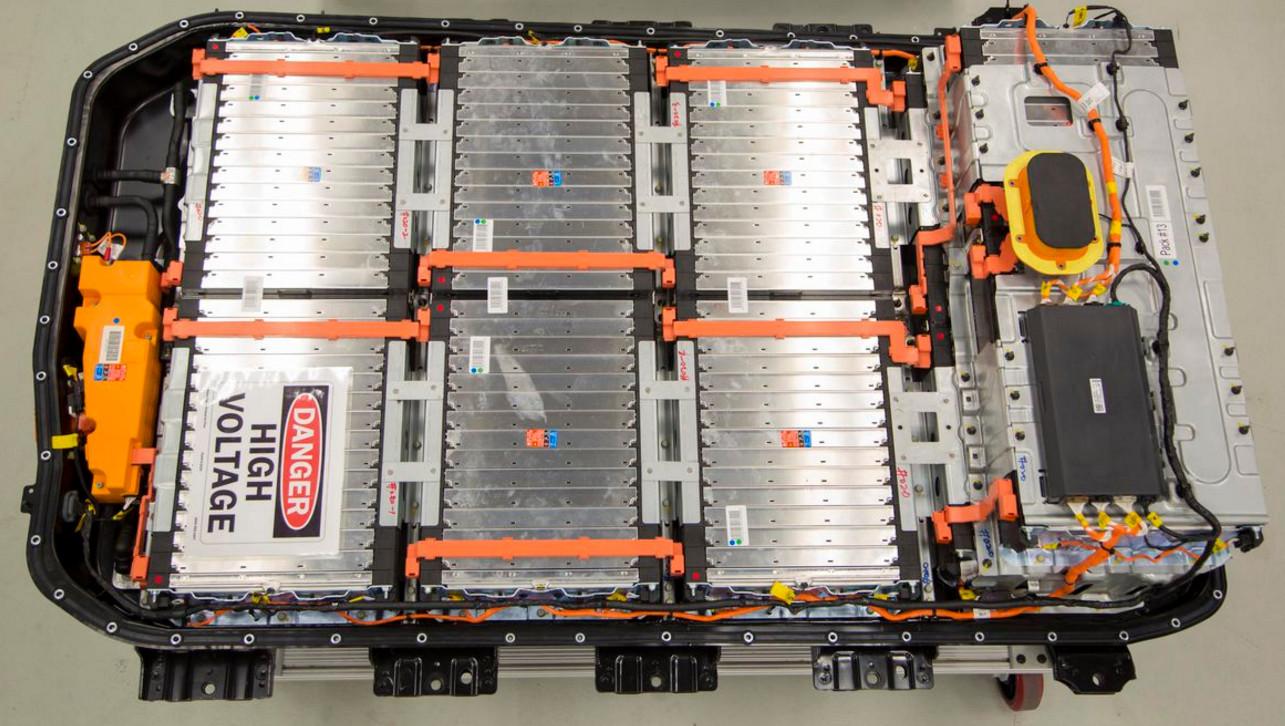Opel Ampera-e batterie