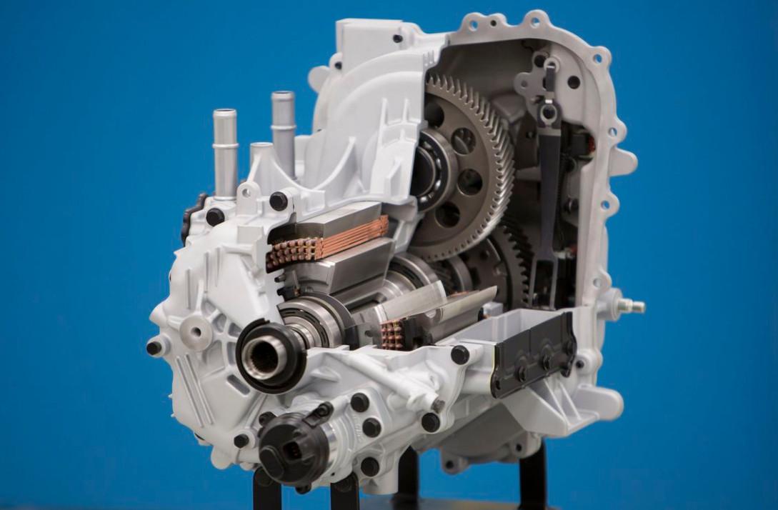 Opel Ampera-e moteur
