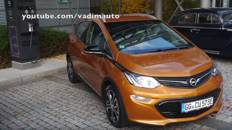 Opel Ampera-e Vadim