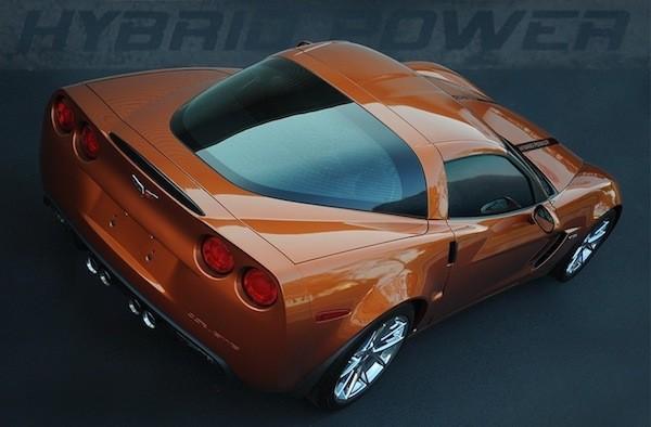 Chevrolet Corvette Quanta
