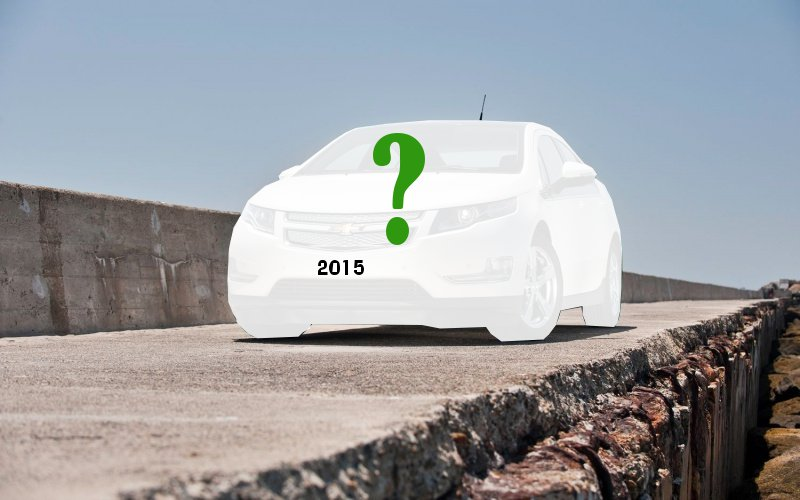 Quid de la Chevrolet Volt 2015