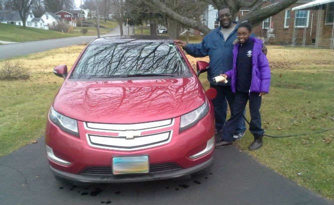 Chevrolet Volt Sparkie 450 000km