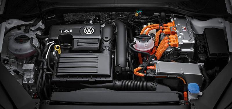 Moteur Volkswagen Passat GTE