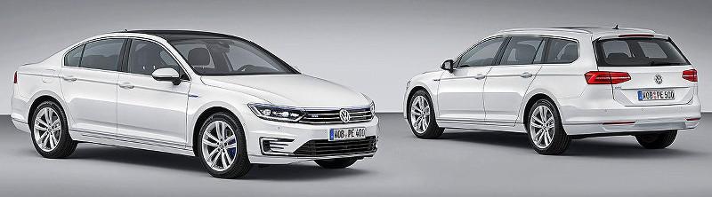 Volkswagen Passat GTE berline break