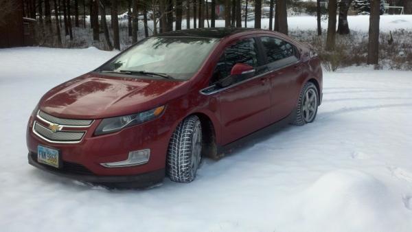 Chevrolet Volt 230 000km