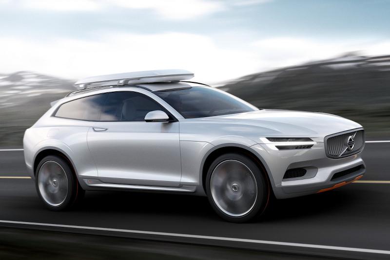 Volvo XC Concept 2014