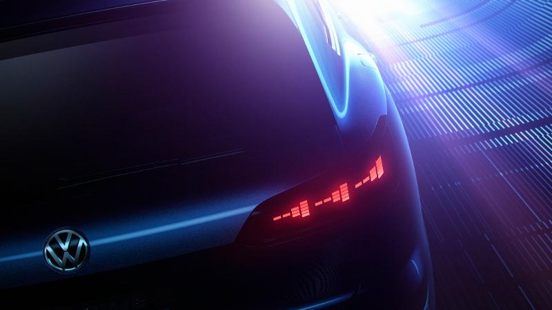 Volkswagen Beijing concept 2016